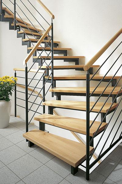 Renovierung Stahltreppe
