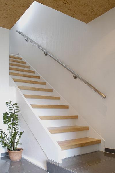 Treppenrenovierung machher